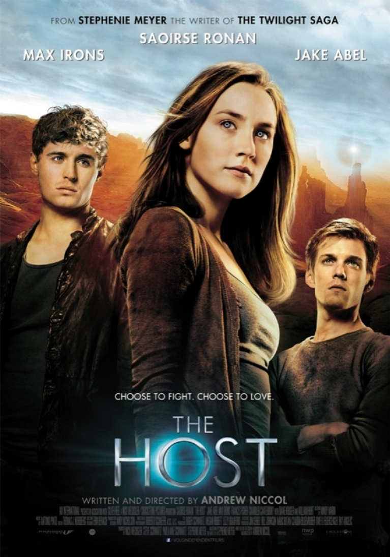 The Host poster, © 2013 Independent Films