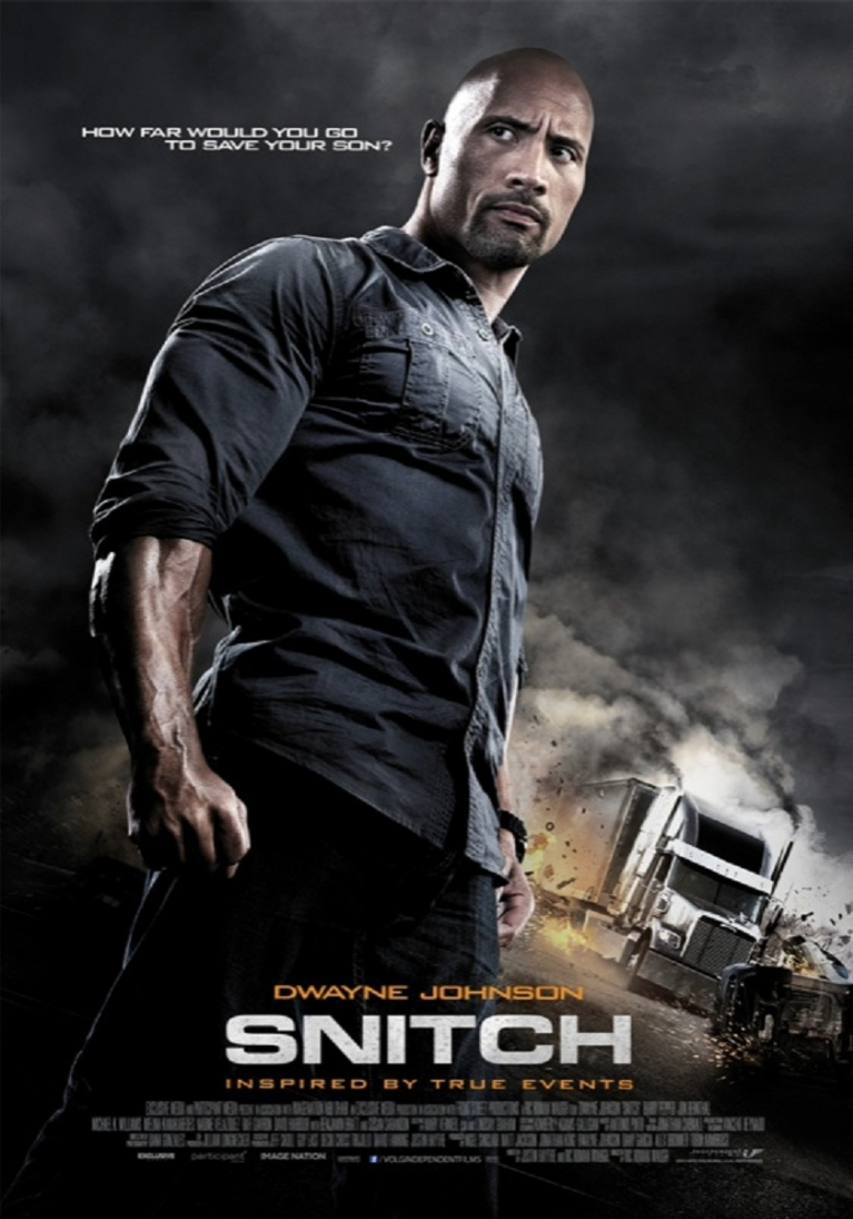Snitch poster, © 2013 Independent Films