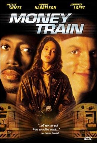 Poster van 'Money Train' (c) 1995 Columbia Pictures.