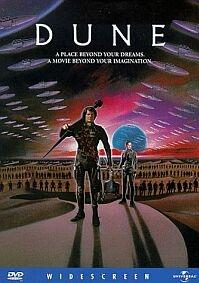 DVD-cover 'Dune' (c) 2001 IMDb.com