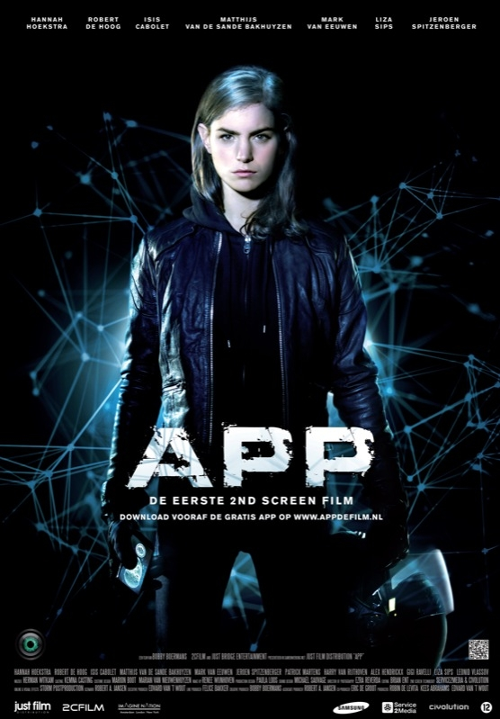 App poster, © 2013 Just Film Distribution