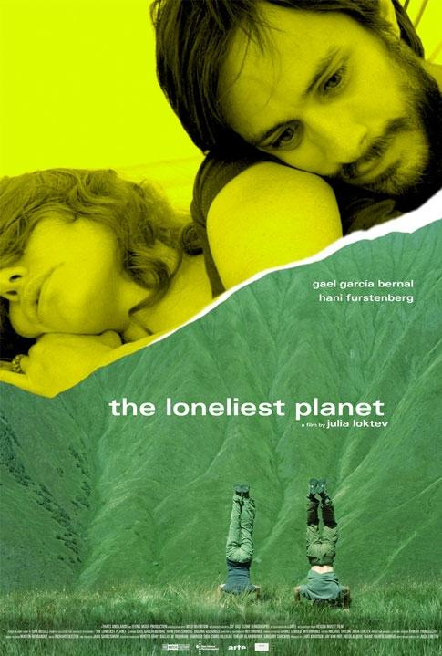 The Loneliest Planet poster, copyright in handen van productiestudio en/of distributeur