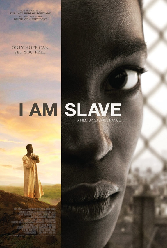 I Am Slave poster, copyright in handen van productiestudio en/of distributeur