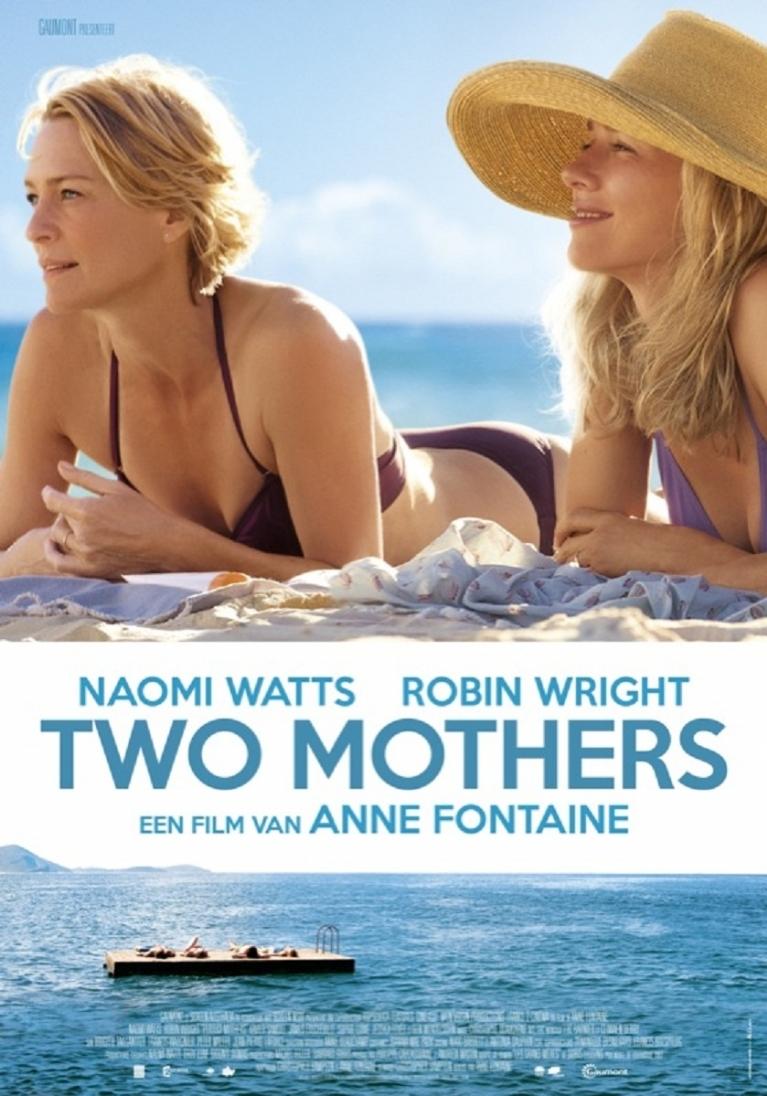Two Mothers poster, © 2013 Filmfreak Distributie