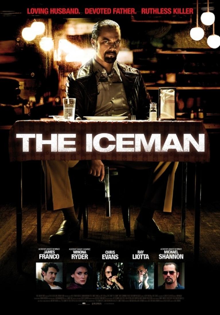 The Iceman poster, © 2013 Dutch FilmWorks