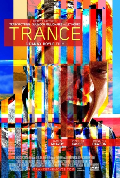 Trance poster, © 2013 20th Century Fox