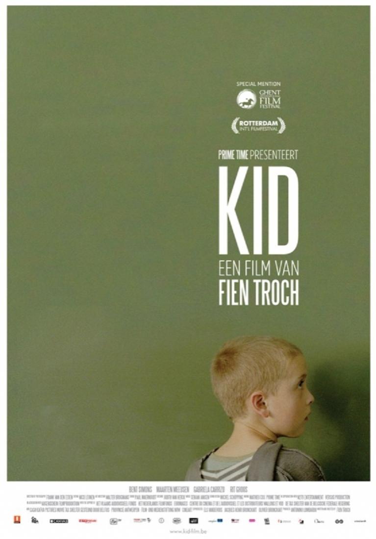 Kid poster, © 2012 Cinéart
