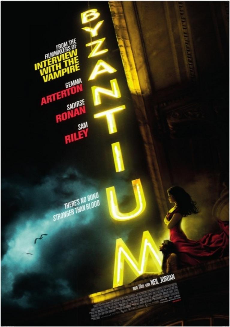 Byzantium poster, © 2012 Cinéart