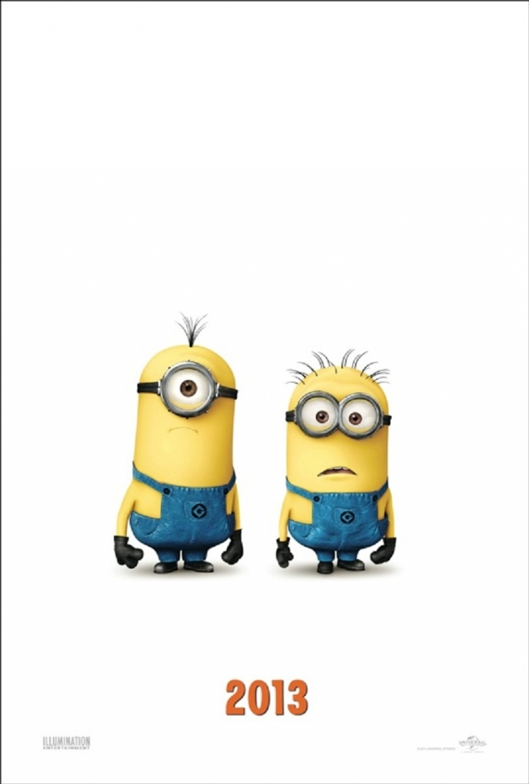 Despicable Me 2 poster, © 2013 Universal Pictures International