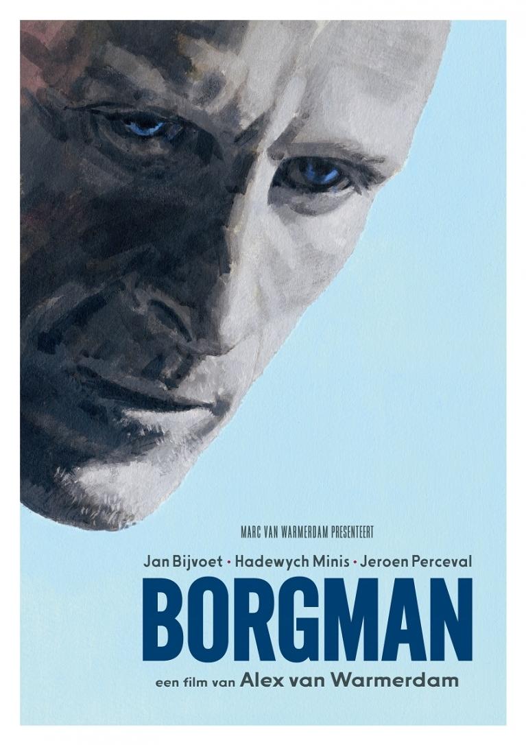 Borgman poster, © 2013 Cinéart