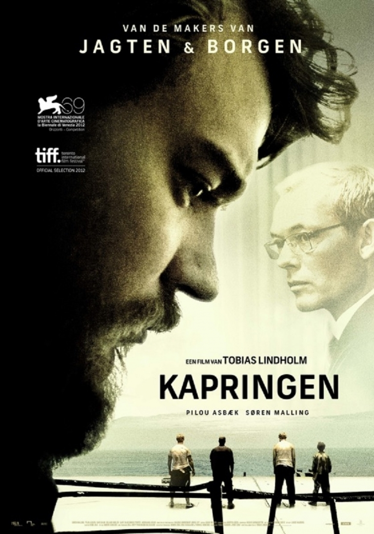 Kapringen poster, © 2012 A-Film Distribution