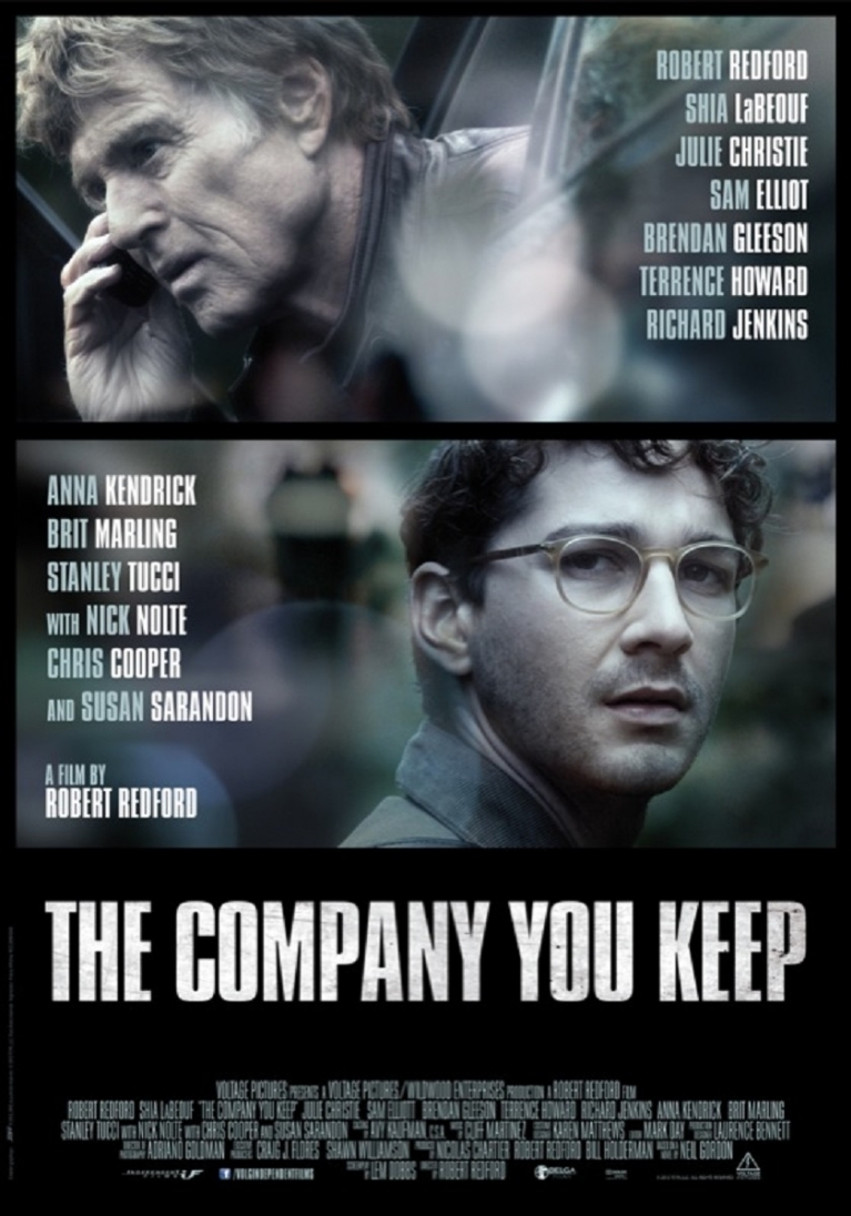 The Company You Keep poster, © 2012 Independent Films