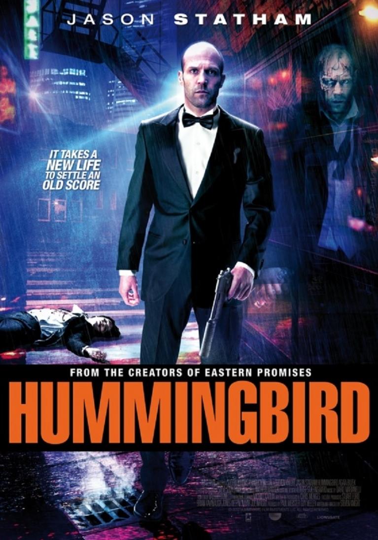 Hummingbird poster, © 2013 Dutch FilmWorks