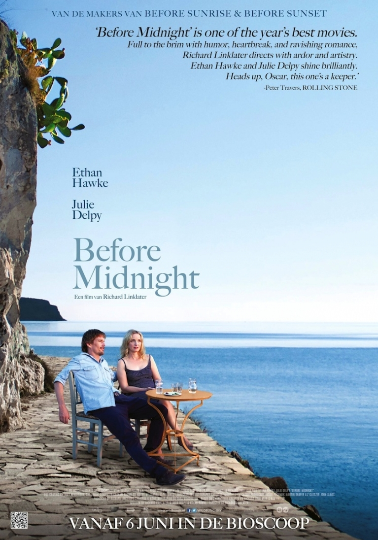 Before Midnight poster, © 2013 Wild Bunch