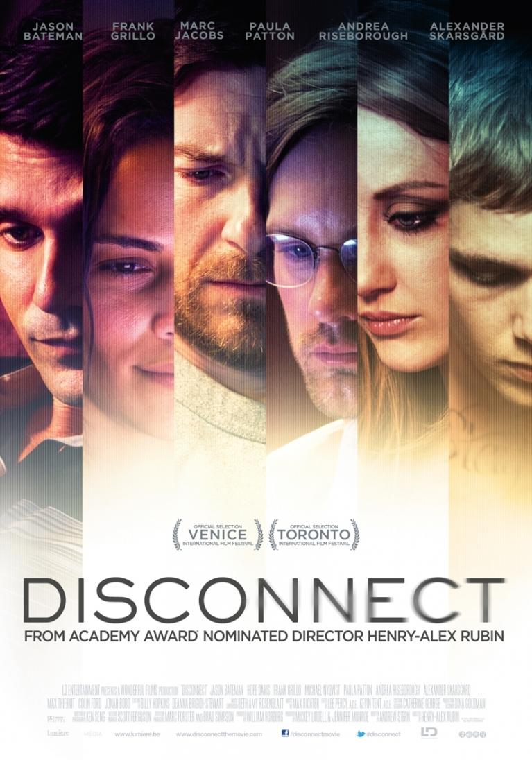 Disconnect poster, © 2012 Lumière