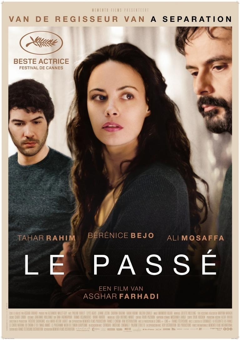 Le passé poster, © 2013 Cinéart