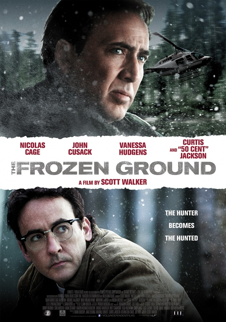 The Frozen Ground poster, © 2013 Independent Films