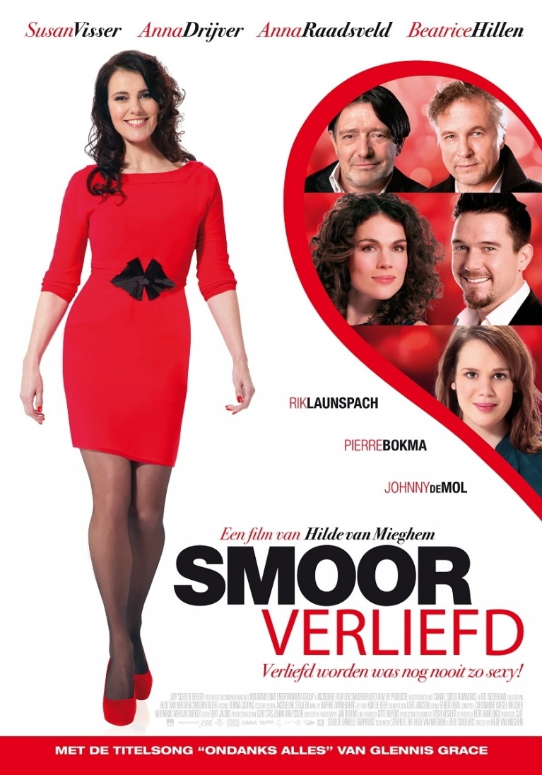 Smoorverliefd poster, © 2013 Dutch FilmWorks