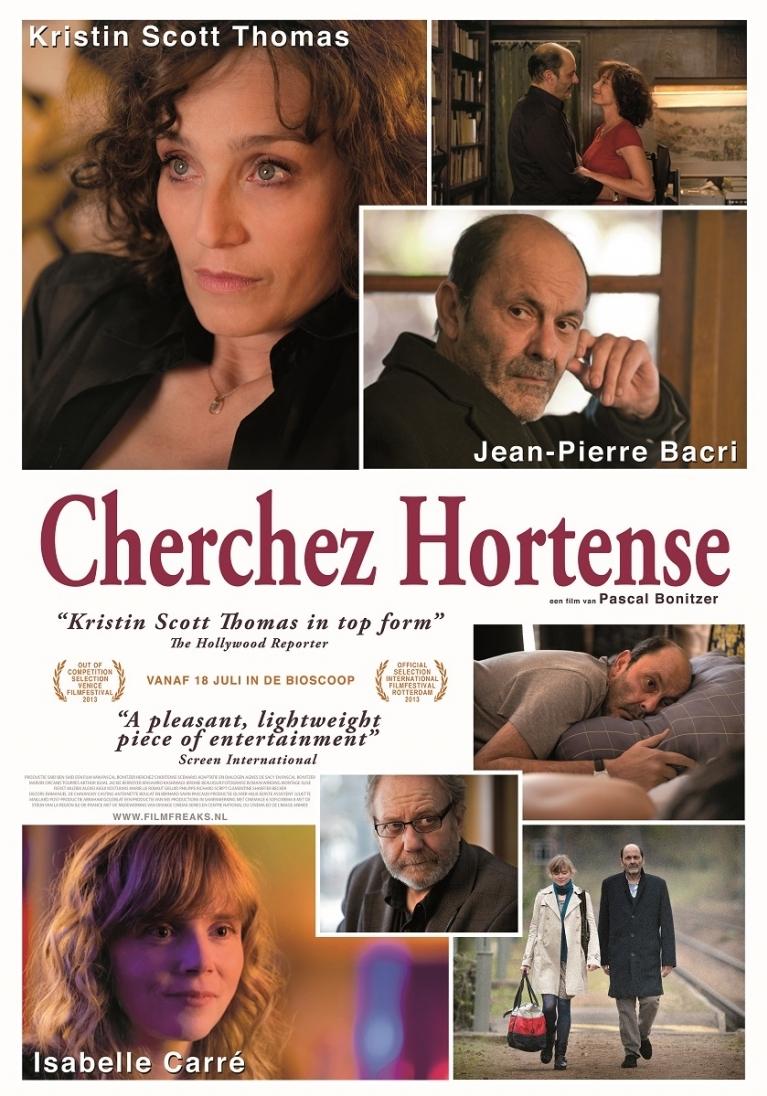 Cherchez Hortense poster, © 2012 Filmfreak Distributie
