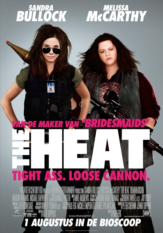 The Heat poster, © 2013 20th Century Fox