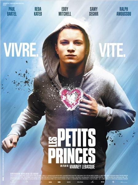 Les petits princes poster, copyright in handen van productiestudio en/of distributeur