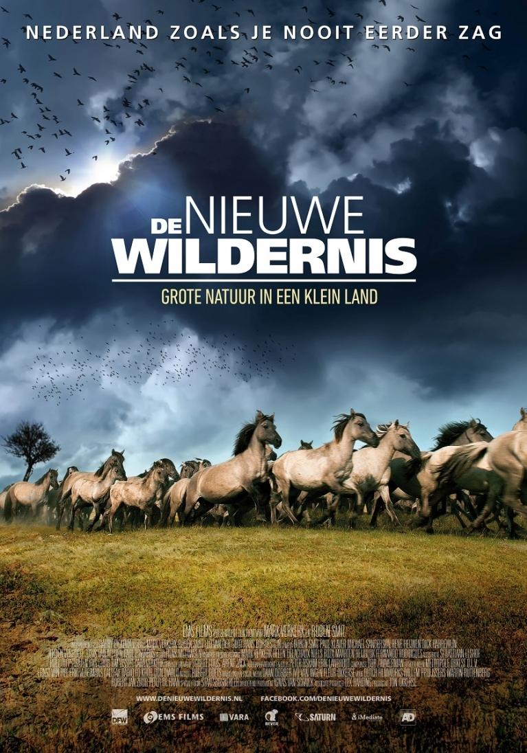 De nieuwe wildernis poster, © 2013 Dutch FilmWorks