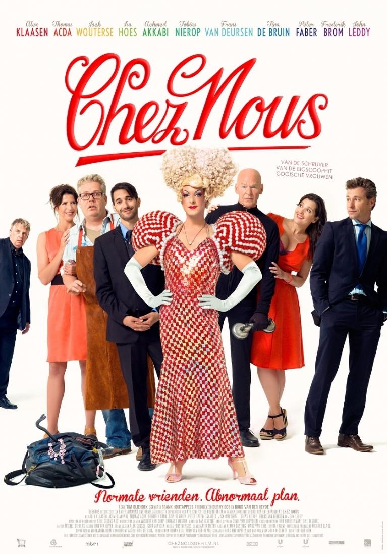 Chez Nous poster, © 2013 Benelux Film Distributors