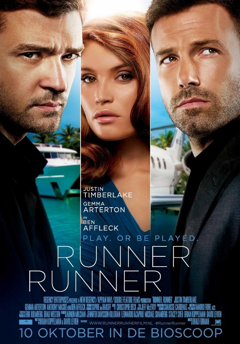 Runner, Runner poster, © 2013 20th Century Fox