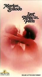 Poster van 'Last Tango In Paris' © 2000 IFilm Corp.