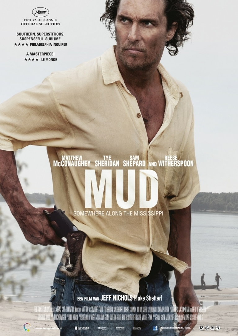 Mud poster, © 2012 Imagine
