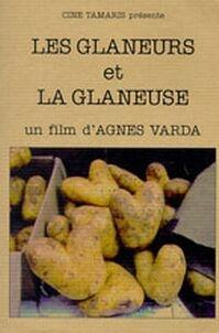 Poster 'Les Glaneurs et la glaneuse' (c) 2001 A-Film Distribution