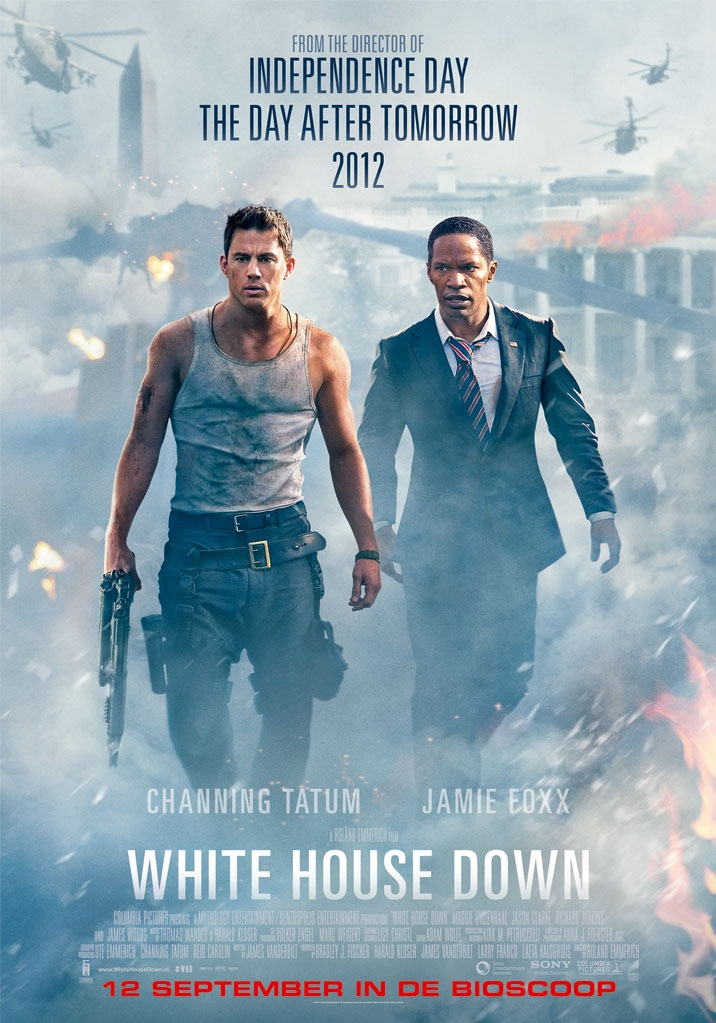 White House Down poster, © 2013 Universal Pictures International