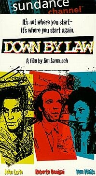 Poster 'Down by law' © 1986 Island Pictures