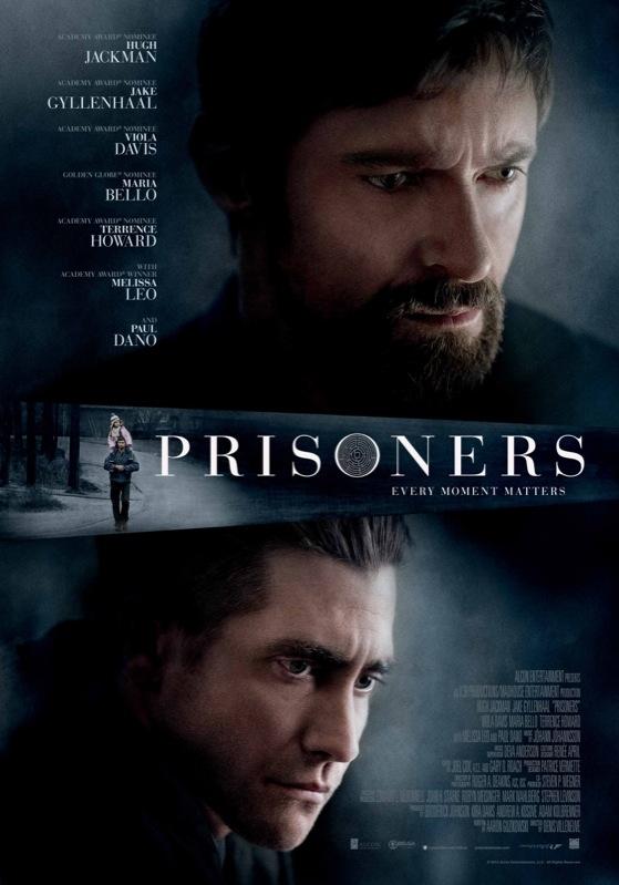 Prisoners poster, © 2013 Independent Films