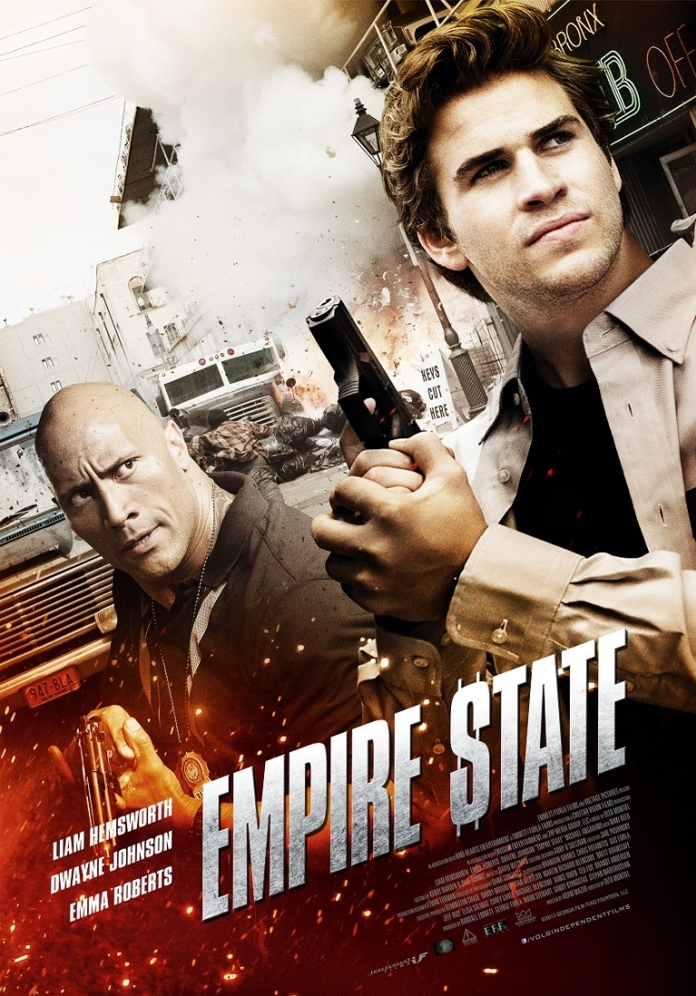 Empire State poster, © 2013 Independent Films