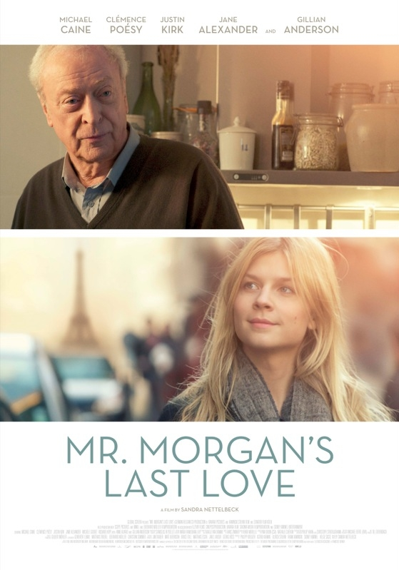 Mr. Morgan's Last Love poster, © 2013 A-Film Distribution