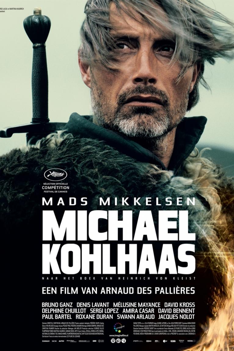 Michael Kohlhaas poster, © 2013 Imagine