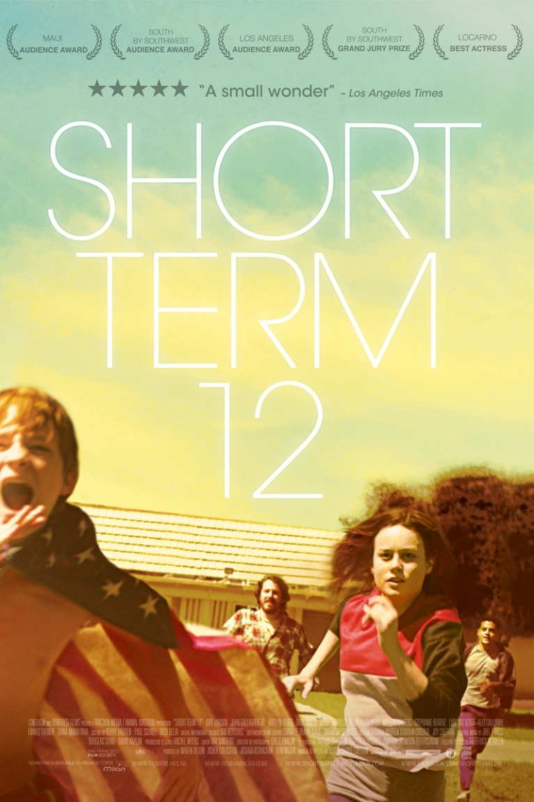 Short Term 12 poster, © 2013 Filmfreak Distributie