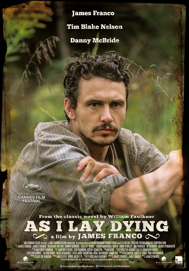 As I Lay Dying poster, © 2013 E1 Entertainment Benelux