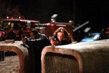 Snipes en Lane worden belaagd (c) 1997 Warner Bros.
