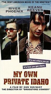 Poster 'My Own Private Idaho' (c) 2001 IMDb.com