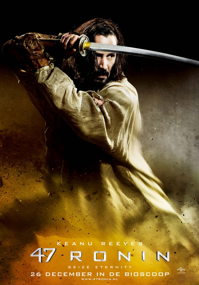 47 Ronin poster, © 2013 Universal Pictures International
