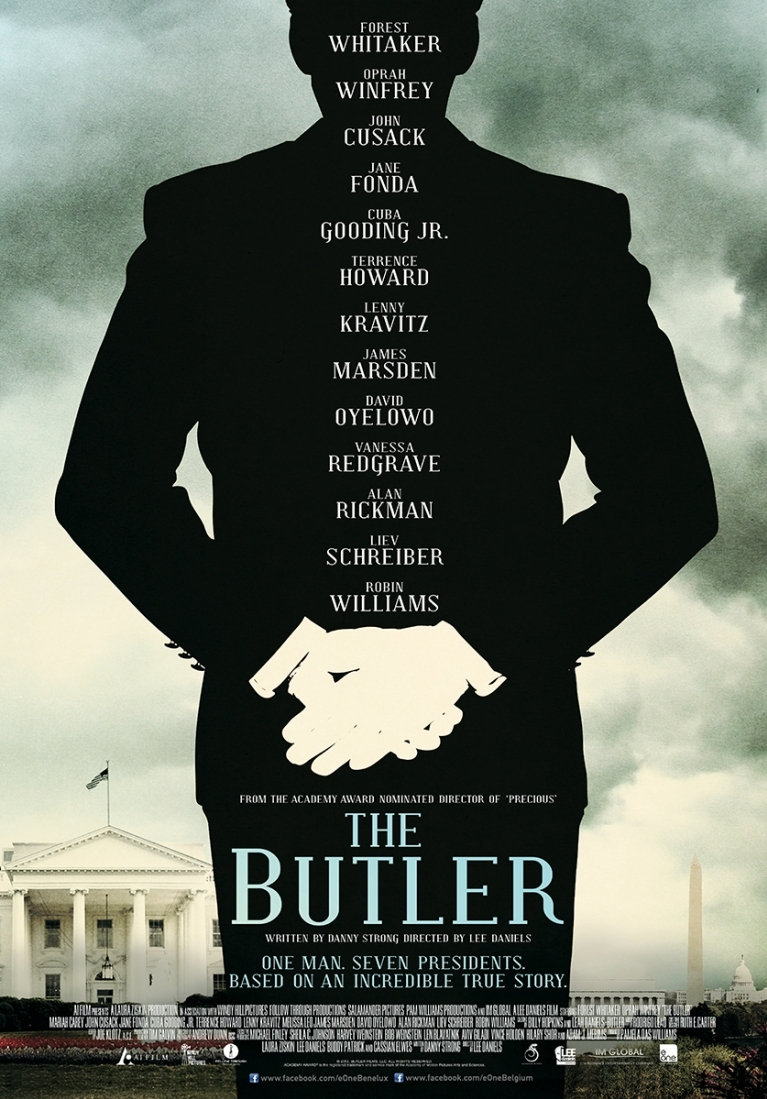 The Butler poster, © 2013 E1 Entertainment Benelux