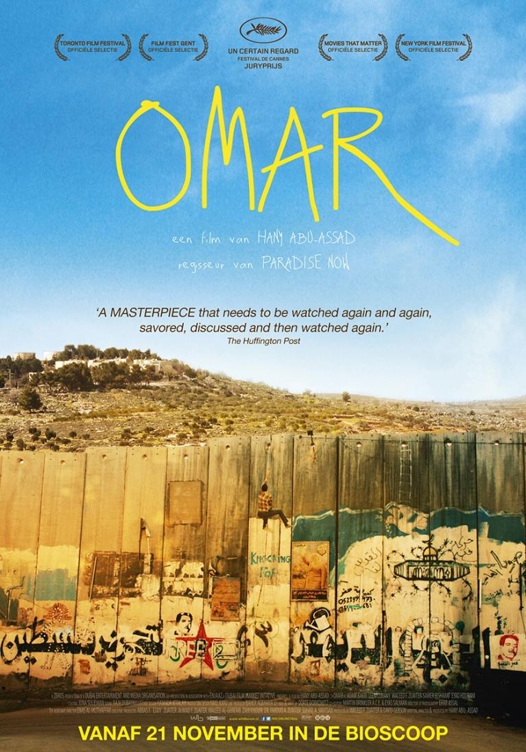 Omar poster, © 2013 Wild Bunch