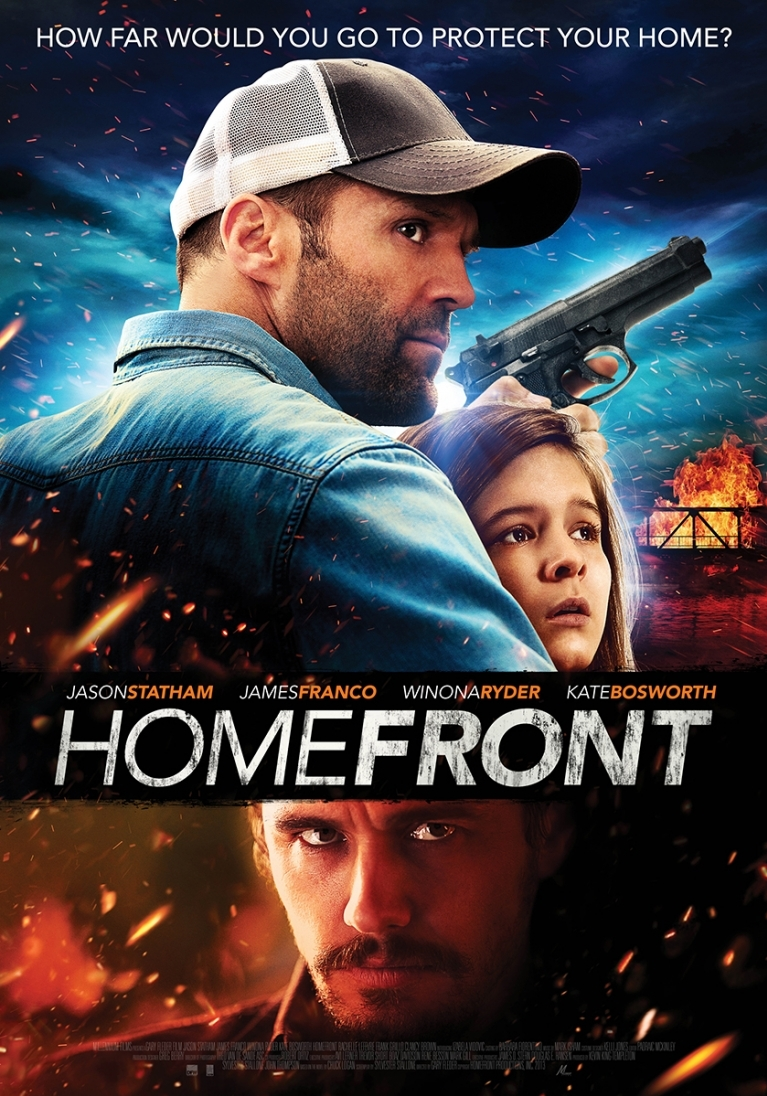 Homefront poster, © 2013 Dutch FilmWorks