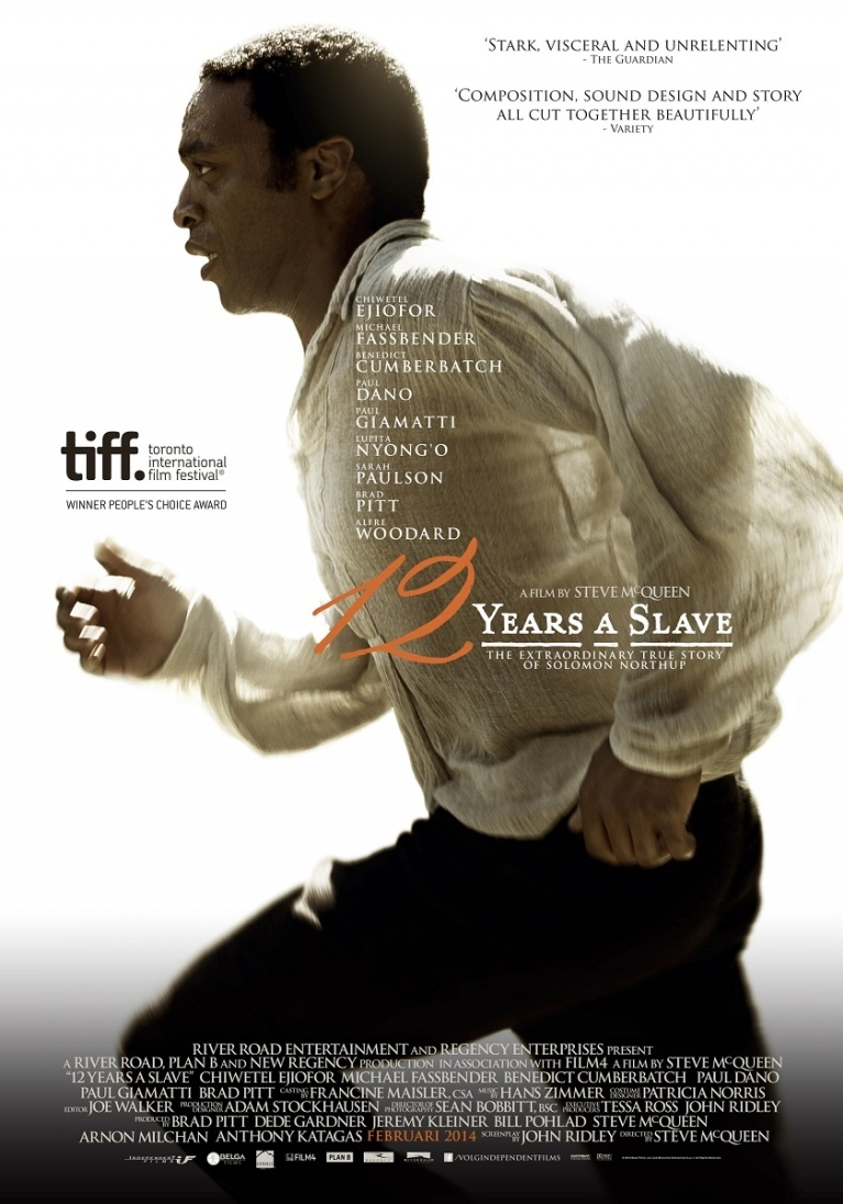 12 Years a Slave poster, © 2013 Independent Films