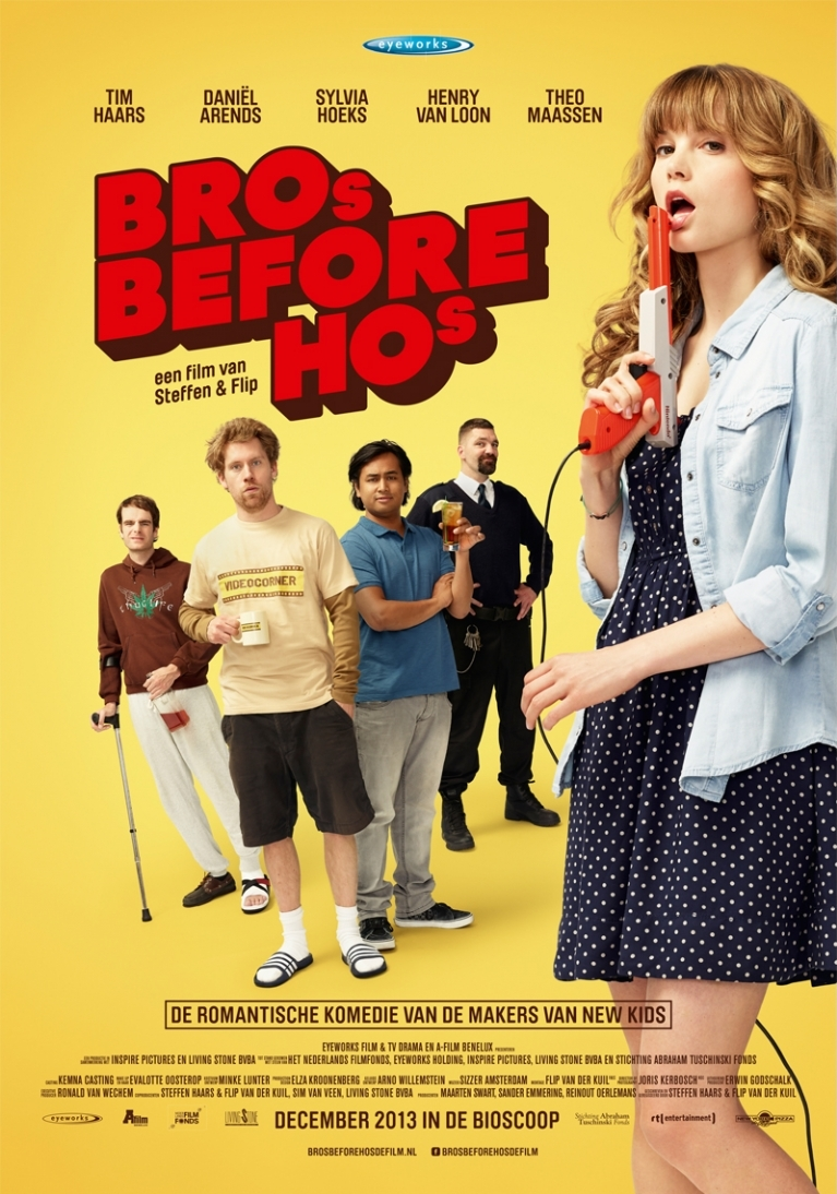 Bro's Before Ho's poster, © 2013 A-Film Distribution