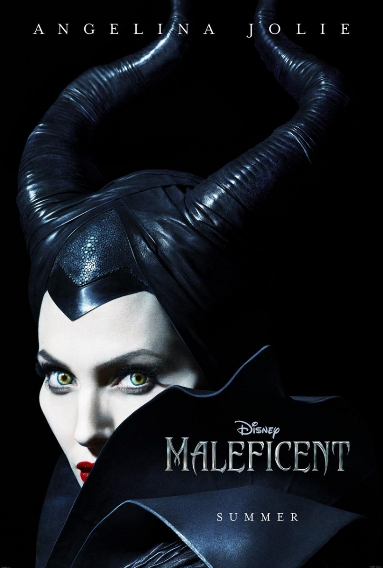 Maleficent poster, © 2014 Walt Disney Pictures