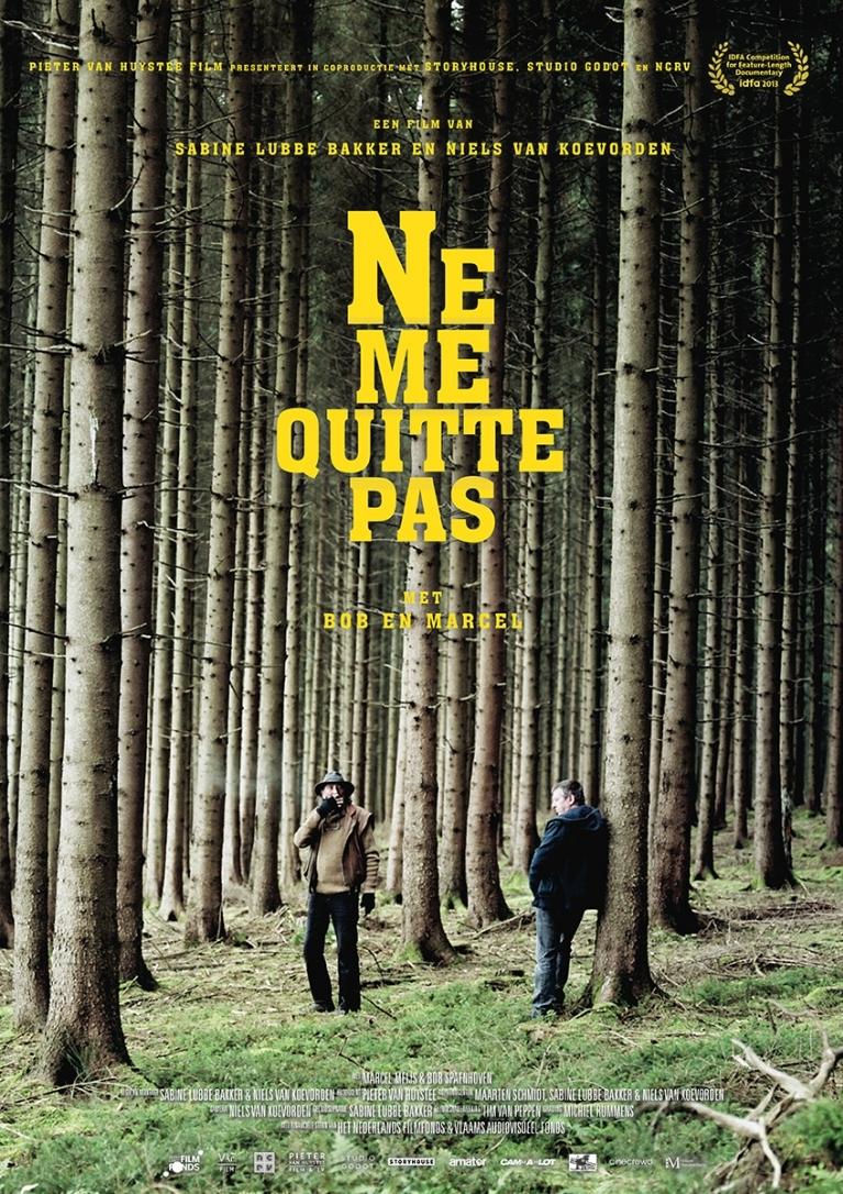 Ne me quitte pas poster, © 2013 Amstelfilm