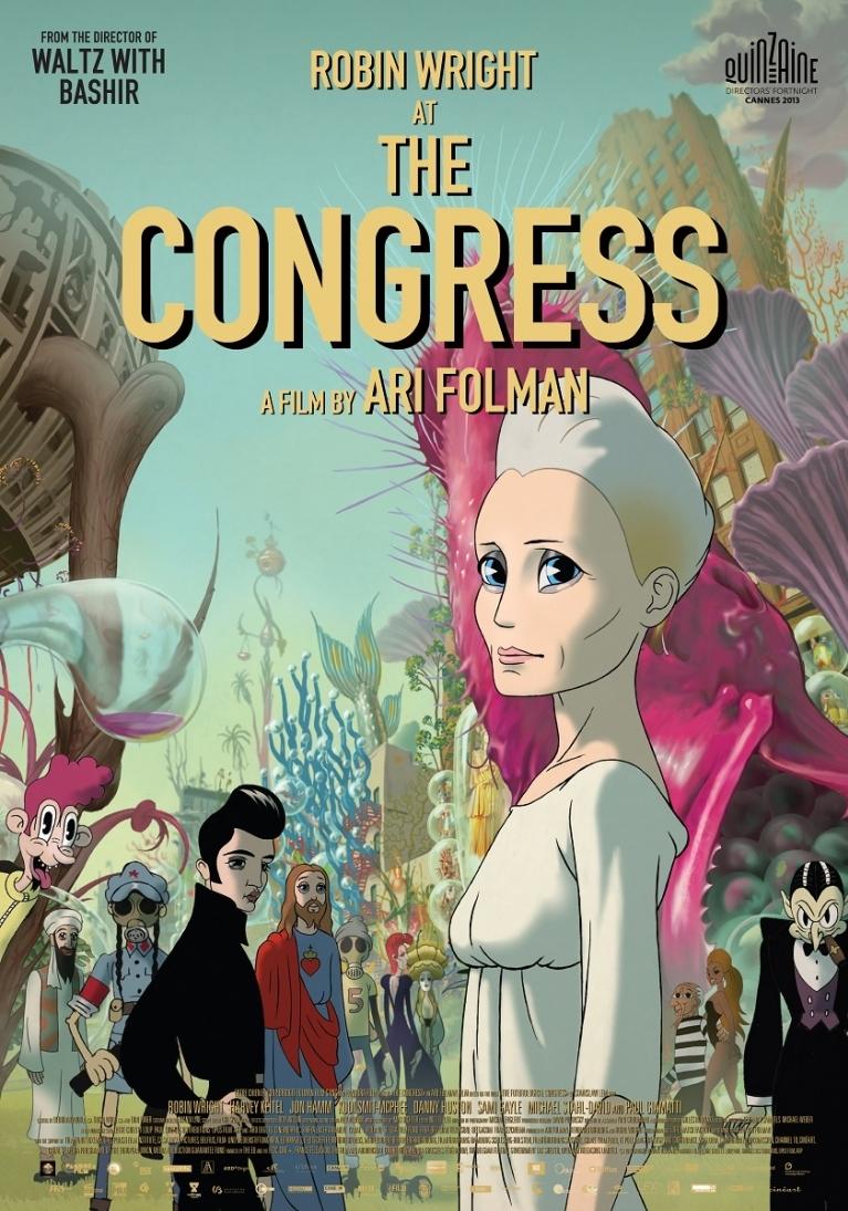 The Congress poster, © 2013 Cinéart